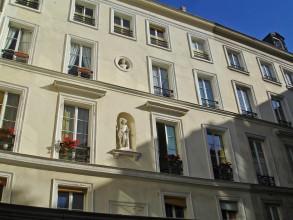 hôtel des maréchaux d'Empire du Faubourg-Poissonnière - visite guidée paris
