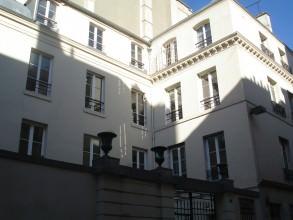 cour cachée du Faubourg Poissonnière- visite guidée de paris