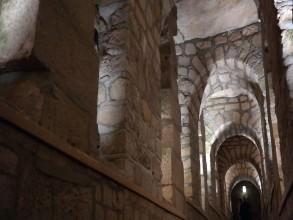 galerie des catacombes- visite guidée paris