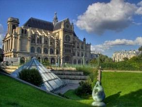 Halles-Montorgueil - Église Saint-Eustache - Visite guidée Paris