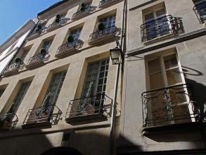 Hôtel de l'homme aux poisons - Visite guidée Paris