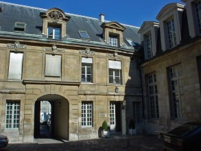 Hôtel de Miramion - Visite guidée Paris