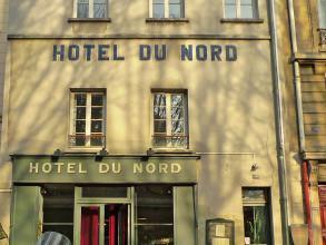 Hôtel du Nord - Visite guidée Paris