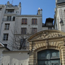 Hôtel Laffemas - Visite guidée Paris