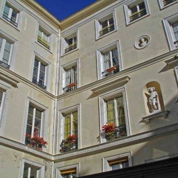 Hôtel des Maréchaux - Visite guidée Paris
