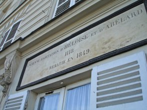 Île de la cité - Maison d'Éloïse et Abélard - Visite guidée Paris