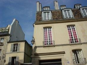 Île de la cité - Rue Chanoinesse - Visite guidée Paris