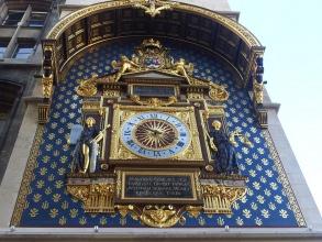 Île de la cité - Tour de l'horloge - Visite guidée Paris