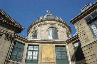 cour de l'Institut de France- visite guidée paris