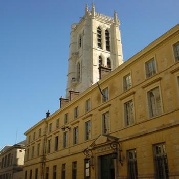 Lycée Henri IV tour Clovis