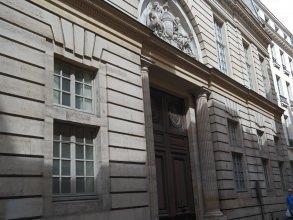 Marais des Templiers - Hôtel d'Alwhill - Visite guidée Paris