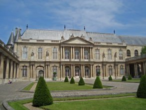 Marais des Templiers - Hôtel de Soubise - Visite guidée Paris