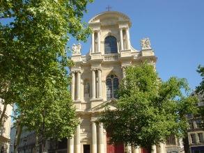 Marais médiéval - Église Saint-Gervais Saint-Protais - Visite guidée Paris