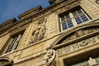 Hôtel de Sully du Marais- visite guidée paris