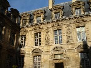 hôtel Carnavalet du Marais des Vosges- visite guidée paris