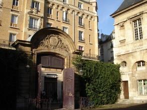 hôtel-Malesherbes du Marais de la place des Vosges- visite guidée paris