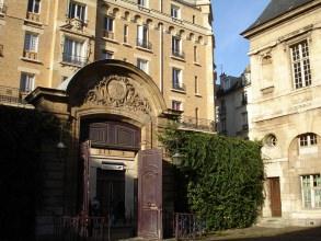 Marais Place des Vosges - Hôtel d'Angoulême - Visite guidée Paris