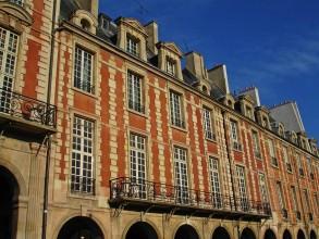 place du marais place des Vosges- visite guidée paris