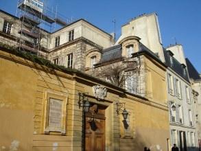 Marais Place des vosges - rue Elzévir - Visite guidée Paris