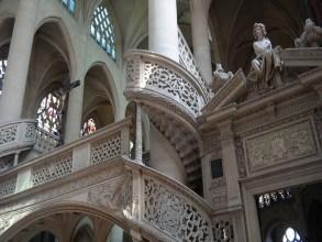 Montagne Sainte-Geneviève - Église Saint-Etienne-du-Mont - Visite guidée Paris