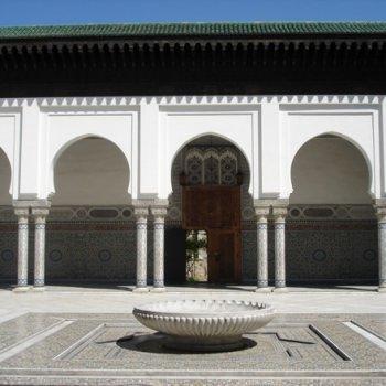Grande Mosquée de Paris - Visite guidée Paris