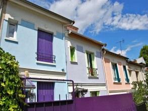 Mouzaïa - Maisons - Visite guidée Paris