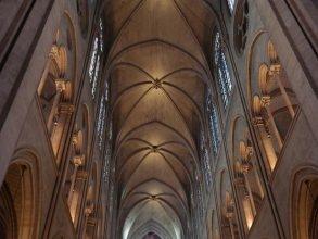Notre-Dame - Voute - Visite guidée Paris