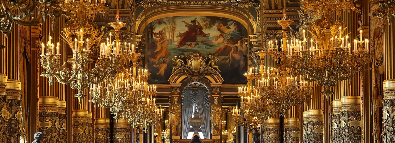 L Opéra Garnier Grand Foyer De L Opera : Opéra garnier l martivisites visites guidées à
