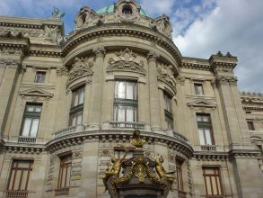 Opéra Garnier - rotonde Empereur - Visite guidée Paris