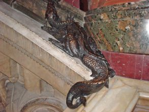 Opéra Garnier salamandre - Visite guidée Paris