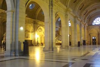 Palais de Justice salle des pas perdus- visite guidée paris
