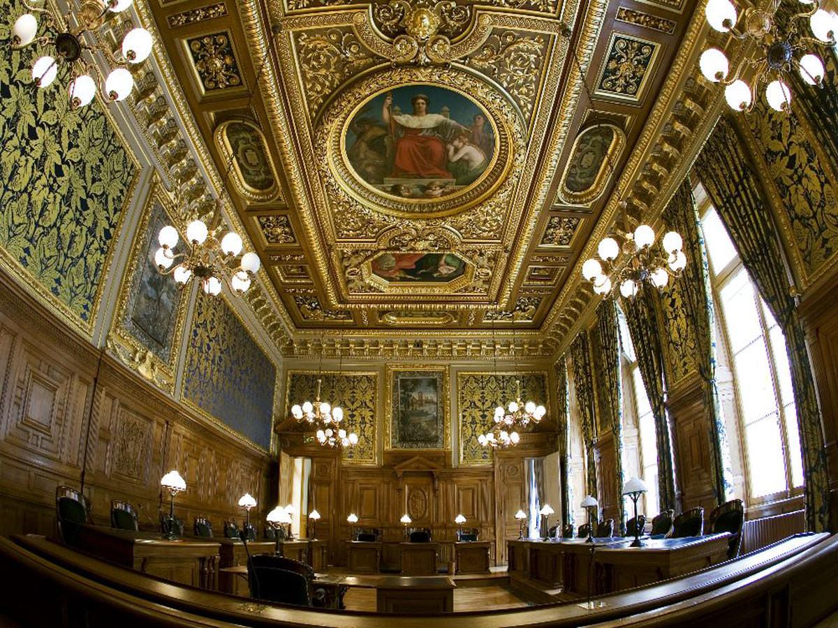 Palais de justice le martivisites visites guid es for Chambre correctionnelle paris