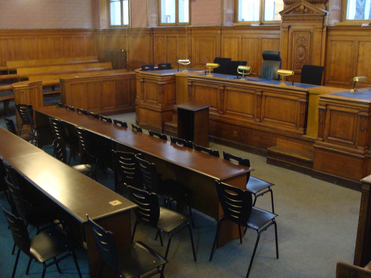 Palais de justice (le)   martivisites   visites guidées à paris de ...