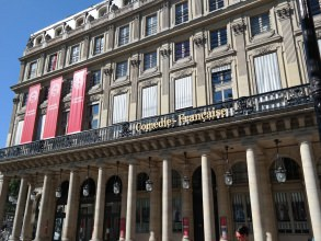 Palais-Royal - Comédie-française - Visite guidée Paris