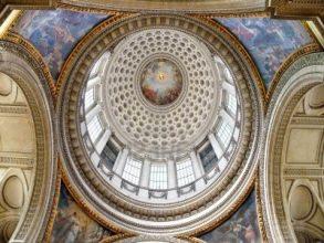 Panthéon - Coupole - Visite guidée Paris