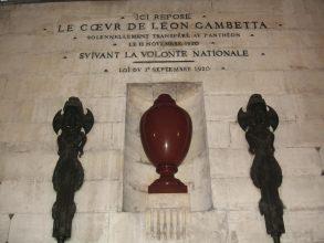 Panthéon - Gambetta - Visite guidée Paris