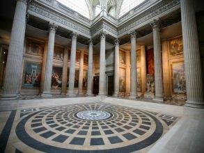 Panthéon - Intérieurs - Visite guidée Paris