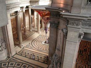 Panthéon - Pendule de Foucault - Visite guidée Paris