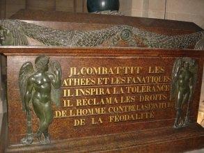 Panthéon - Voltaire - Visite guidée Paris