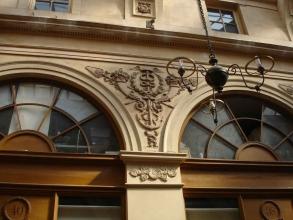 Galerie Vivienne des passages couverts- visite guidée paris