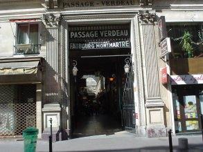 Les plus beaux passages couverts - Entrée du passage Verdeau - Visite guidée Paris