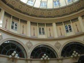 Galerie Colbert des passages couverts- visite guidée paris