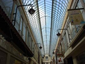 Passage Jouffroy des passages couverts- visite guidée paris