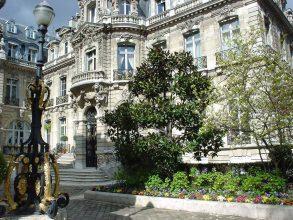 Plaine Monceau - Hôtel - Visite guidée Paris