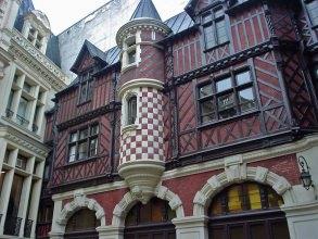 Plaine Monceau - Hôtel Menier fils - Visite guidée Paris
