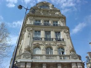 Plaine Monceau - rue de Lévi - Visite guidée Paris