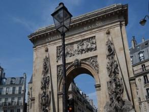 porte Saint-Denis- visite guidée paris