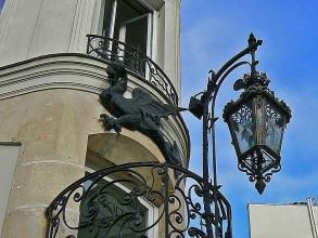 rue du Dragon à Saint-Sulpice- visite guidée paris