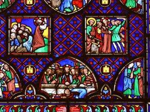 Sainte-Chapelle - plusieurs scènes - Visite guidée Paris