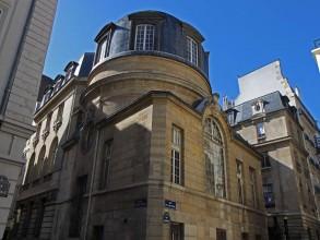 salle des actes chirurgicaux du quartier Saint-Séverin- visite guidée paris